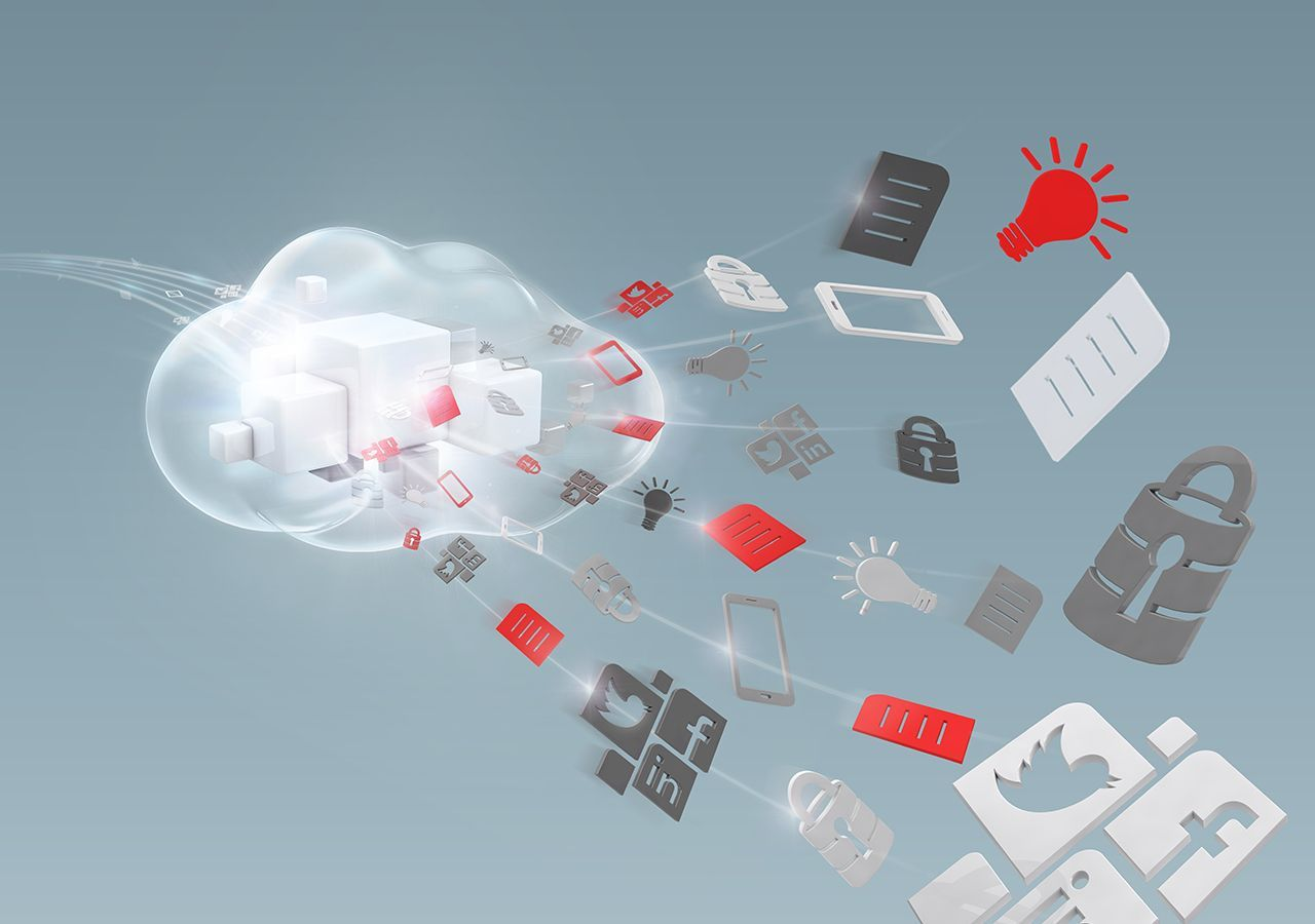 The cloud that transform ERP process