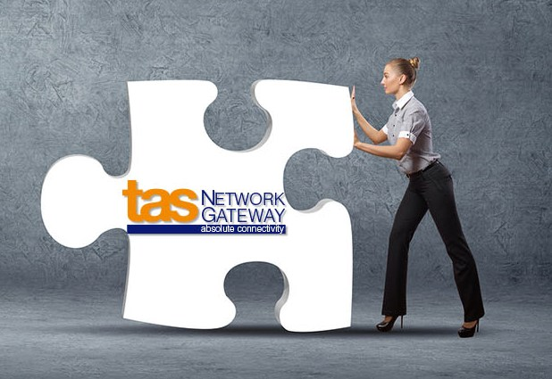 TAS Network Gateway solution pour TARGET2-Securities